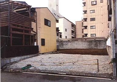 天王寺区伶人町 売土地