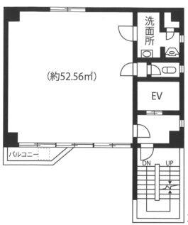 【店舗・事務所】上本町延三ビル5階